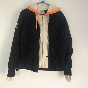 Harley Davidson Women's Casual 3-in-1 Jacket